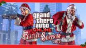 Rockstar приглашает отмечать праздники в GTA Online