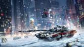 В «Armored Warfare: Проект Армата» стартовали новогодние мероприятия
