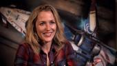 Джиллиан Андерсон рассказывает о работе над Star Citizen