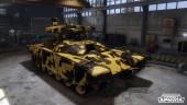 В игре «Armored Warfare: Проект Армата» теперь можно раскрашивать танки