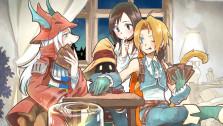 Обновлённая Final Fantasy IX вышла на iOS и Android