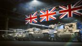 Британские танки дебютируют в World of Tanks на PlayStation 4