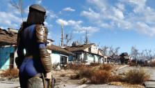 Патч 1.3 для Fallout 4 значительно увеличивает дальность прорисовки на консолях