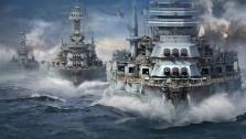 В World of Warships скоро появятся командные бои