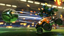 Январским хитом в PlayStation Store оказалась Rocket League