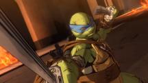 Леонардо устроил резню в новом видео TMNT: Mutants in Manhattan