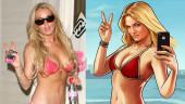 Линдси Лохан никак не слезет с создателей Grand Theft Auto 5