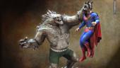 Подробности и геймплей отменённой игры про Супермена с открытым миром