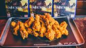 Dark Souls 3 можно выиграть, если сожрать порцию особо острых куриных крылышек