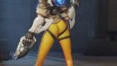 Blizzard сменила ту самую позу Трейсер на новую