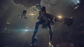 Эффектные скриншоты из NieR: Automata с девочкой в короткой юбочке