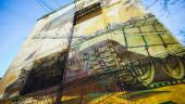 Авторы Armored Warfare поблагодарят производителей техники огромными рисунками на зданиях