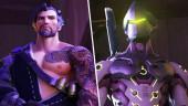 Новая короткометражка Overwatch: история о двух драконах