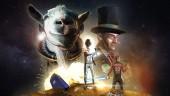 Коза из Goat Simulator завтра снова сделает космос великим
