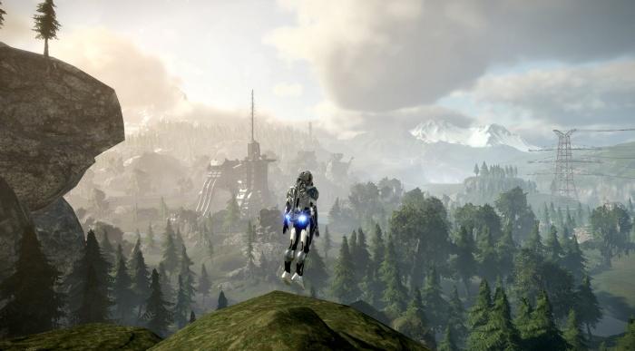 Первые скриншоты и детали сюжета ELEX от создателей Gothic и Risen