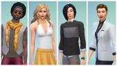 Редактор симов в The Sims 4 избавился от половых ограничений