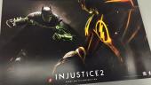 Первое изображение из файтинга Injustice 2— Бэтмен против Флэша