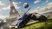 World of Tanks открывает сезон танкового футбола