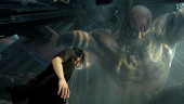 Стремительная боевая демонстрация Final Fantasy XV — Ноктис и Ко против Титана