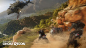 Свобода и взрывы в Tom Clancy's Ghost Recon: Wildlands