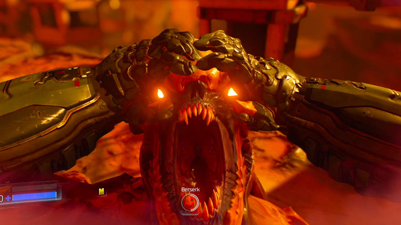 a review about doom