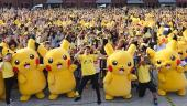Pokémon Go, самая популярная мобильная игра в истории США, появилась в Европе