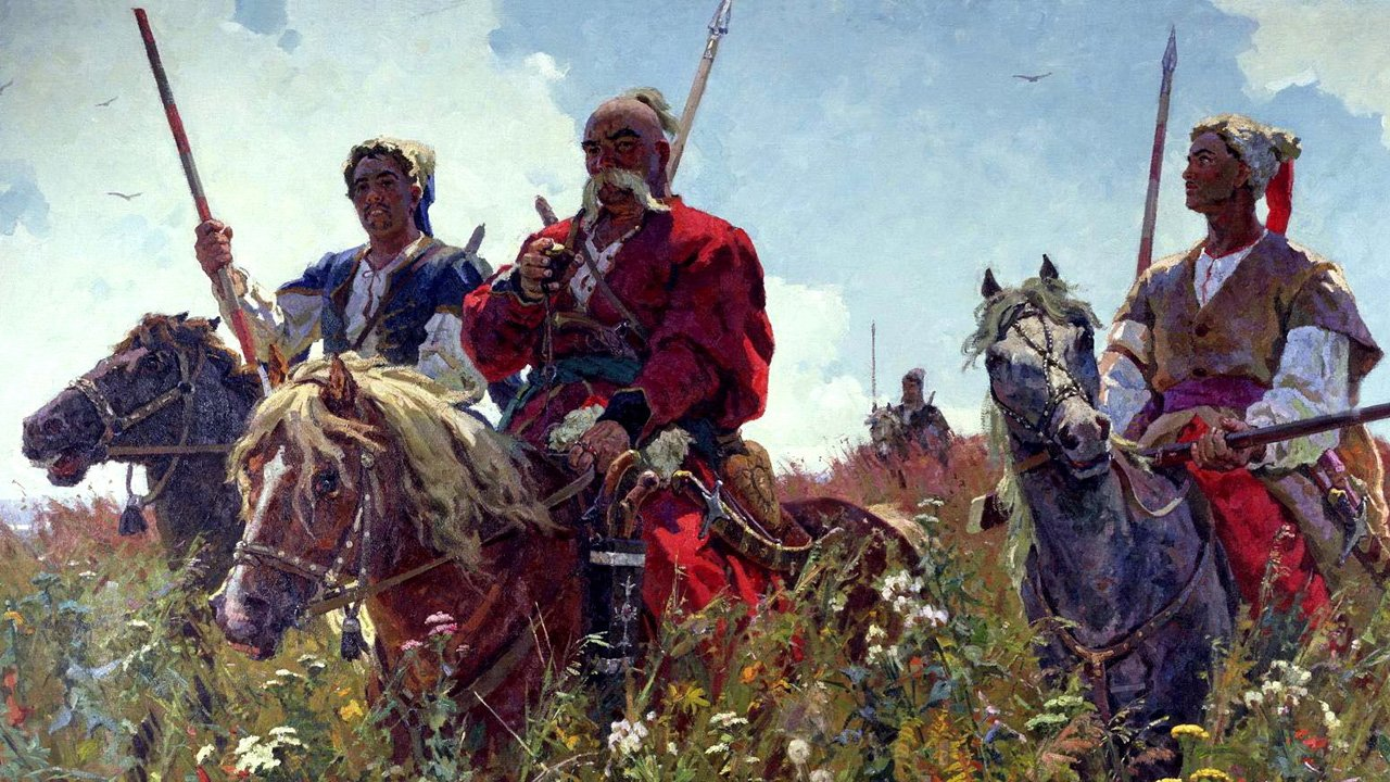 фото козак в бою конце концов, отрастить
