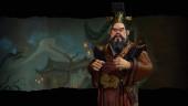 Китай и его сильный лидер в Civilization VI