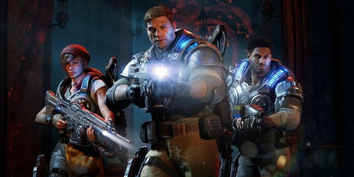 � ������������� PC-������ Gears of War 4
