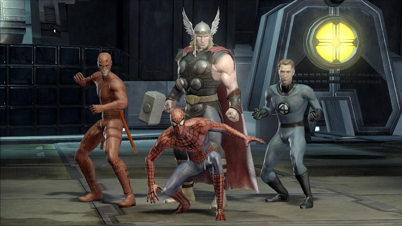Marvel alliance nude mod fucks videos