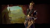 Жестокая царица кочевников Томирис станет лидером Скифии в Civilization VI