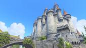 Новая карта Overwatch — заброшенная деревушка с замком в Германии