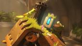 Трогательная короткометражка про Бастиона из Overwatch уже здесь