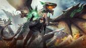 В Scalebound можно кастомизировать дракона и управлять им в бою