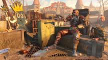Целый час вместе с дополнением Nuka-World для Fallout 4