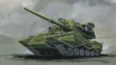 World of Tanks Blitz: первый киберспортивный турнир и танк от дизайнера Gundam