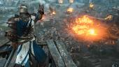 «Альфа» For Honor стала самой большой в истории Ubisoft