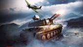 В War Thunder появились новые карты, техника и самый большой самолёт