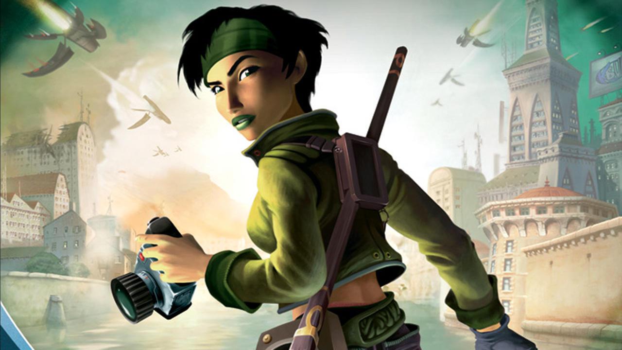 Первая Beyond Good & Evil станет бесплатной для PC на следующей неделе