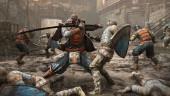 Ubisoft рассказала, кто был самым популярным героем альфа-теста For Honor