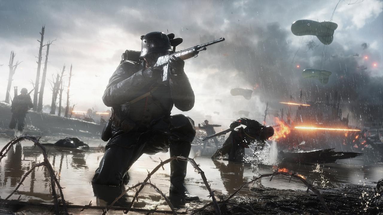 Об аренде серверов и кинематографичном режиме наблюдателя Battlefield 1