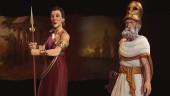 Спартанская царица Горго— альтернативный лидер Греции в Civilization VI