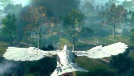 В Battlefield 1 можно играть за голубя