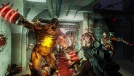 Фрагмент геймплея Killing Floor 2 в 4K на PlayStation 4 Pro