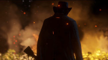 Первый трейлер Red Dead Redemption 2 советует бежать и не оглядываться