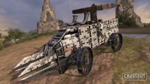 В Crossout ворвались средневековые рыцари дорог