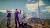 11 минут восходов и закатов Final Fantasy XV, записанных на PlayStation 4 Pro