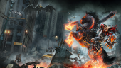 Darksiders: Warmastered Edition подойдёт для Playstation 4 Pro