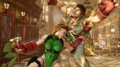 Capcom планирует поддерживать Street Fighter V как минимум до 2020-го года