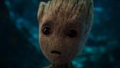 Малютка Грут бегает с бомбой во втором трейлере «Стражей Галактики 2»